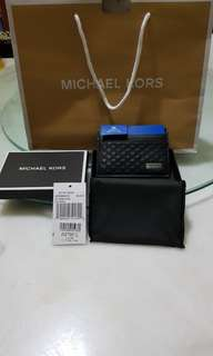 Michael Kors Authentic Name Card Holder (New)