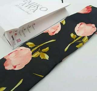 scarf,syal,bisa utk souvenir,hadiah.dapat paper bag