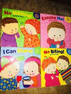Karen Katz books