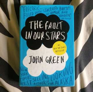 The Fault in Our Stars by John Green (HARDBOUND)