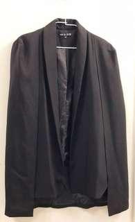 ✨斗篷西裝外套