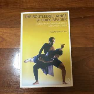 routledge dance studies guide reader