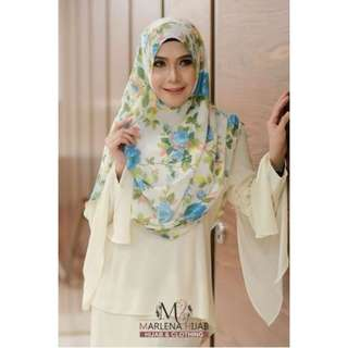 Layla Double Loop Instant Shawl 13