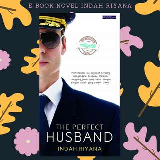 PREMIUM : E-BOOK PDF NOVEL THE PERFECT HUSBAND