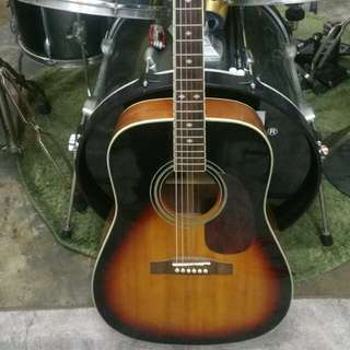 Kramer K100 acoustic guitar