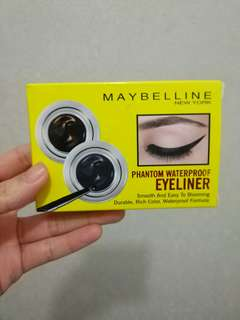 Preloved maybeline gel eyeliner