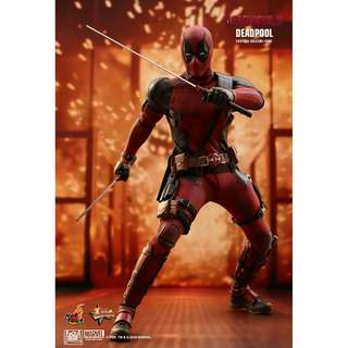 Hot Toys - MMS490 - Deadpool 2 - Deadpool