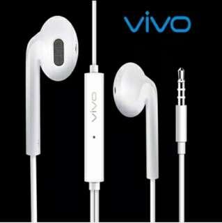 VIVO Hand-free earphones for smartphones (耳機)
