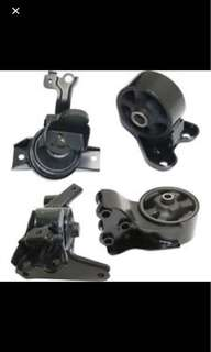 Hyundai Elantra engine mounts