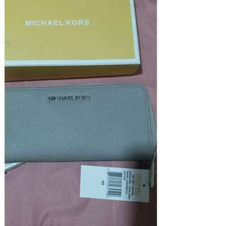 Michael Kors Wallet灰色
