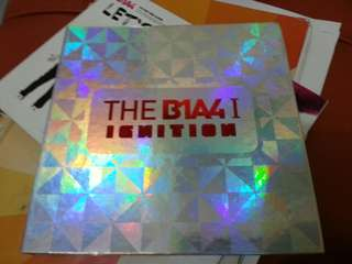 B1A4 - Ignition album (+)POSTER