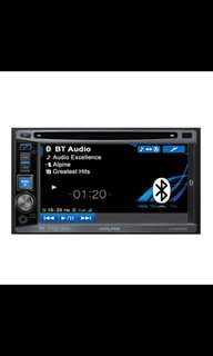 Alpine IVE-W530EBT. Bluetooth Built-in for Hands-free Phone and Audio Streaming,