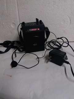PA喇叭混音播放器