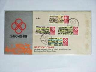 Singapore FDC PA