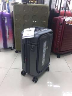 阿豪 全力推薦 法國大使牌 Delsey 前開蓋設計 出差公幹必備 21吋 行李箱