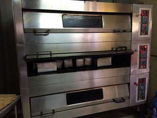 Jasa Service Oven Gas