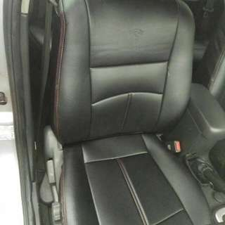 Seat cover semi leather for wira gen2 blm flx waja