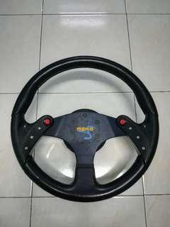 Steering Momo F1 Concept Ergonomic.
