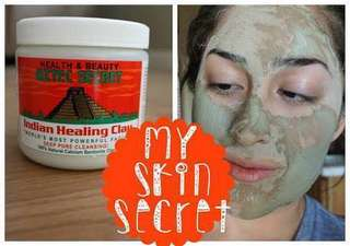 Aztec Secret • Indian Healing Clay for Sale (sealed)