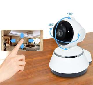 Wireless IP Camera WIFI 720P CCTV Home Security Cam
