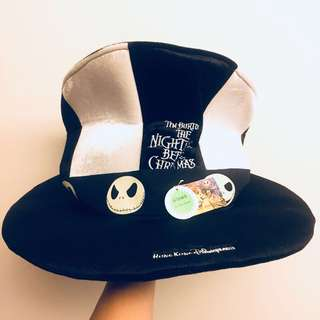 Jack - The Nightmare Before Christmas Tall Hat