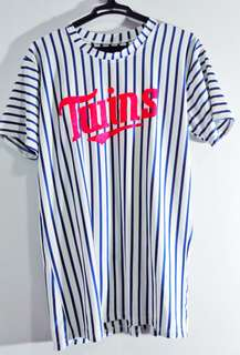 Stripes Twins Shirt