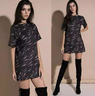 [PO] Euro Short Tee Dress or Long Tee