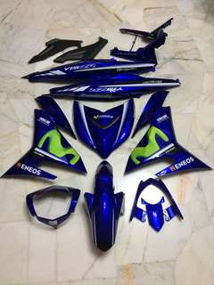 Body Set Y15ZR Movistar 2017 Original HLY