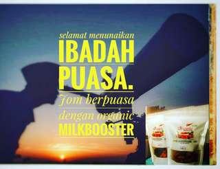 Organic milkbooster
