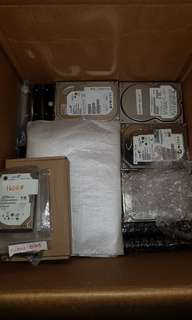 """Want to buy 3.5"""" 2.5"""" HDD in bulk."""