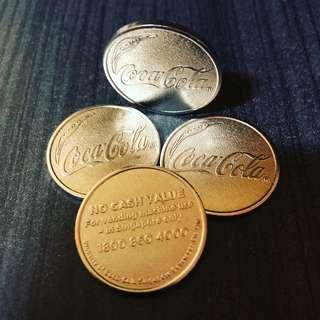 Coco~cola coin