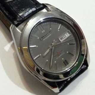CITIZEN  Automatic Winding Watch Bezel 36mm 21 jewels
