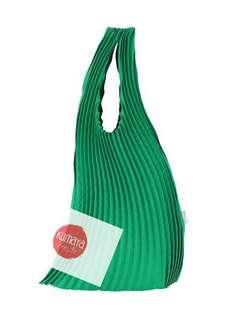 me Issey Miyake Swing Pleats bag green 綠色