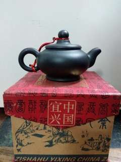 Chinese Tea Pot 紫器