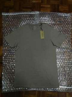 全新cotton on the other crew tee Size S 剩色 T-shirt 淺啡色