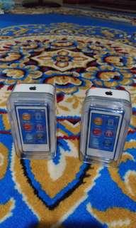 Jual New Ipod Nano 16gb 7th Generation - Blue (Barang Hadiah)