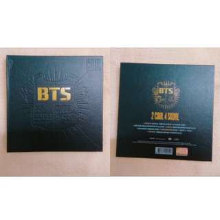 WTS BTS 2 COOL 4 SKOOL Debut 1st Mini Album