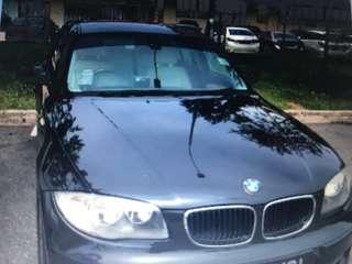 3 days BMW 118i Car Rental