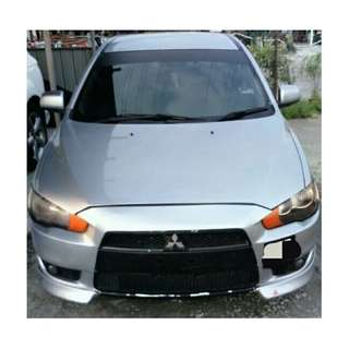 MITSUBISHI LANCER GT 2.0 PADDLE SHIFT CONTINUE LOAN 0164612021