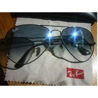 Ray Ben黑色太陽眼鏡