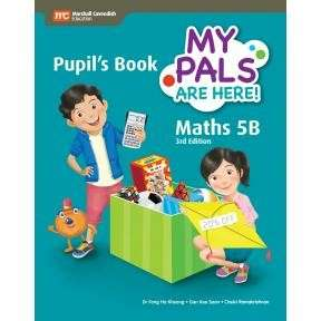 New My Pals 5B Math Textbook