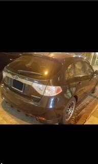 Cheap rent Subaru Impreza 1.5RS 5dr