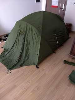 Tent(double)