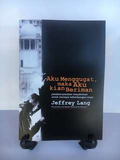 Aku Menggugat Maka Aku Kian Beriman - Jeffrey Lang