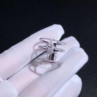 Messika 梅西卡 鑽石戒指