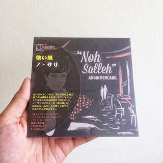CD Noh Salleh Angin Kencang Japan Release.
