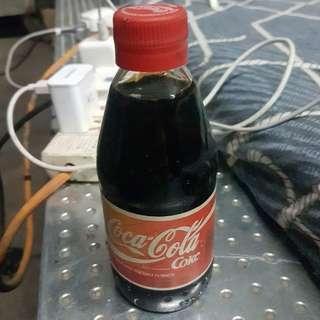 4支未開封過珍藏可口可樂