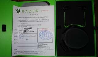 Razer 雷蛇 戰錘狂鯊 耳塞式耳機 Hammerhead V2