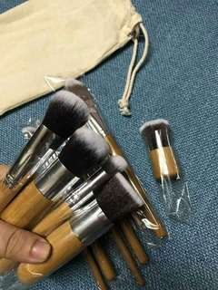 10 pcs brush set