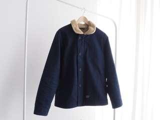 Carhartt Sheffield Jacket (Dark Navy)